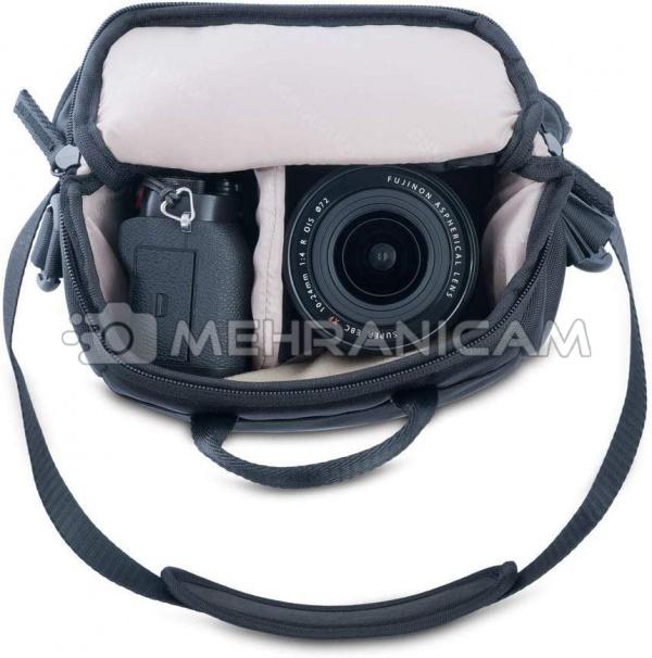 کیف دوربین ونگارد VEO GO15M BK