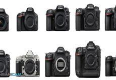 Current-Nikon-Cameras