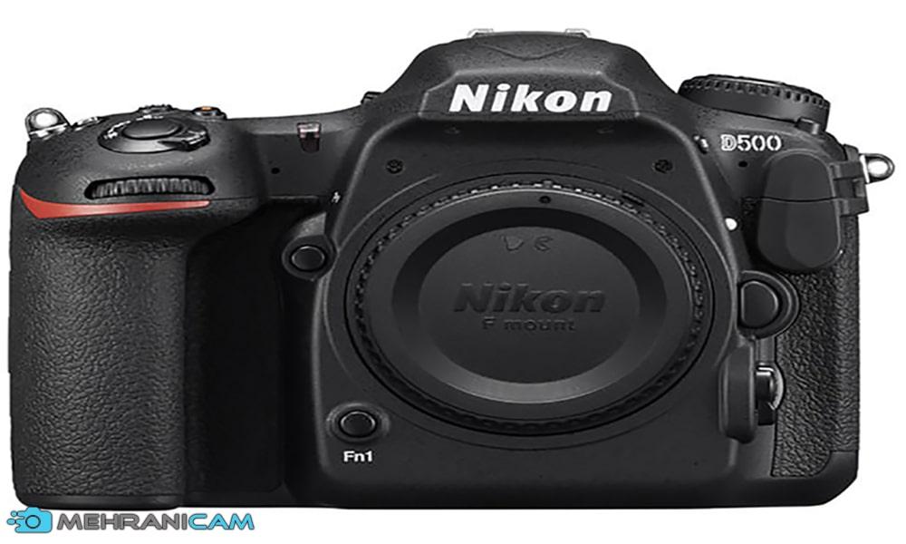 دوربین عکاسی d500 نیکون