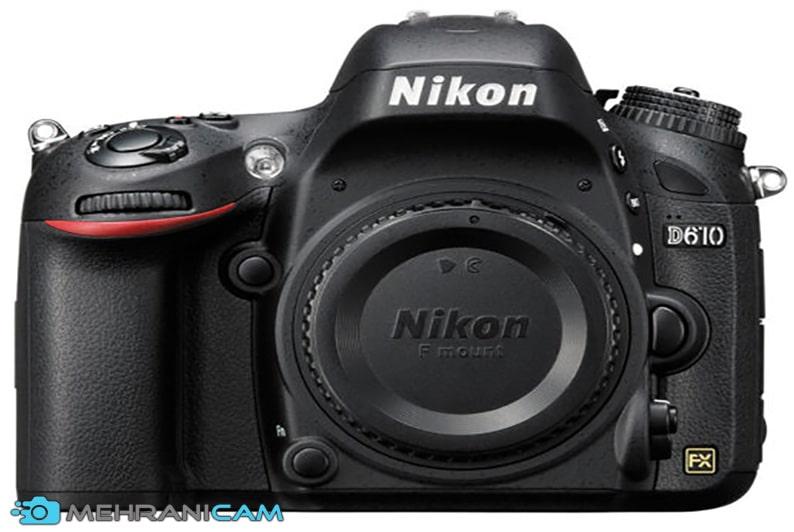 دوربین عکاسی d610 نیکون