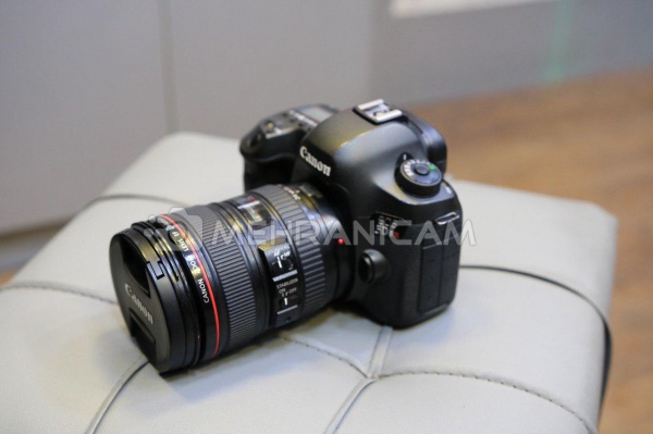 دوربین دست دوم کنون 5D SR kit 24-105 L IS