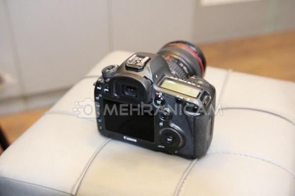 دوربین دست دوم کانن 5D SR kit 24-105 L IS