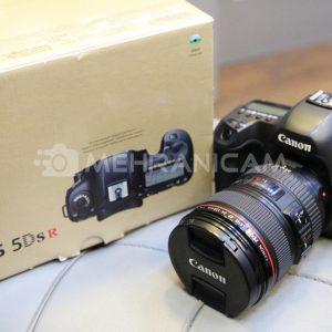 دوربین دست دوم Canon 5D SR kit 24-105 L IS