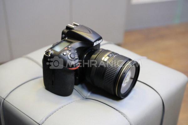 دوربین دست دوم Nikon D810