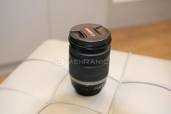 خرید لنز دست دوم canon 18-200 f3.5-5.6