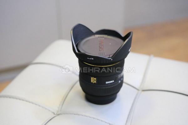 خرید لنز دست دوم سیگما 10-20mm f4-5.6 DC HSM