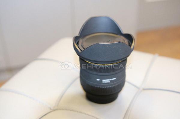 لنز دست دوم سیگما 10-20mm f4-5.6 DC HSM