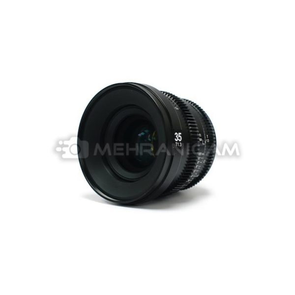لنز SLR Magic میکروپرایم 35mm/t1.3
