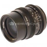 لنز SLR Magic میکروپرایم 35mm/F1.2