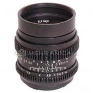 لنز SLR Magic میکروپرایم 50mm/F1.1