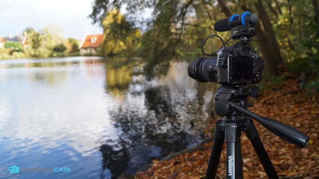 نحوه استفاده از بهترین فریم برای فیلمبرداری