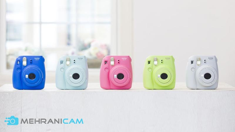 دوربین چاپ سریع instax mini11