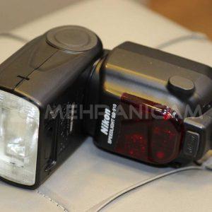 فلاش دست دوم Nikon speedlight SB-910