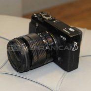 دوربین دست دوم Fuji X-E1 Kit 16-50mm
