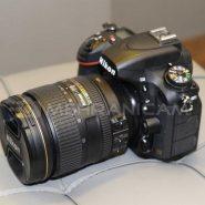 دوربین دست دوم Nikon D750 Kit 24-120mm f4 Nano