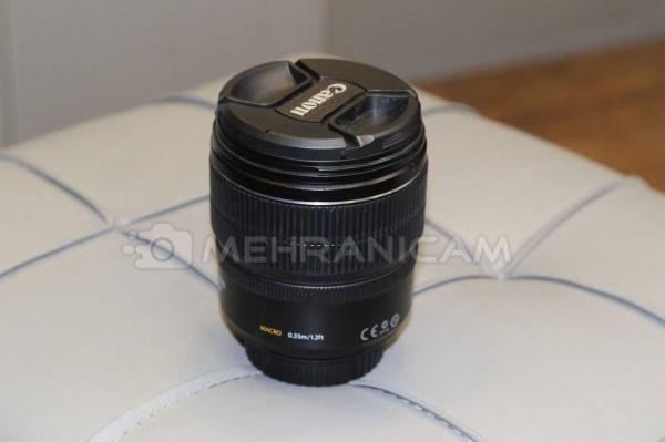 لنز دست دوم Canon lens 15-85mm f3.5-5.6