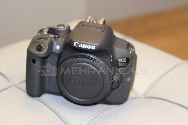 دوربین دست دوم Canon 700D body