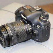 دوربین دست دوم Canon 7D mark ll Kit 18-135 stm
