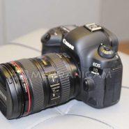 دوربین دست دوم Canon 5D mark IV Kit 24-105 F4L