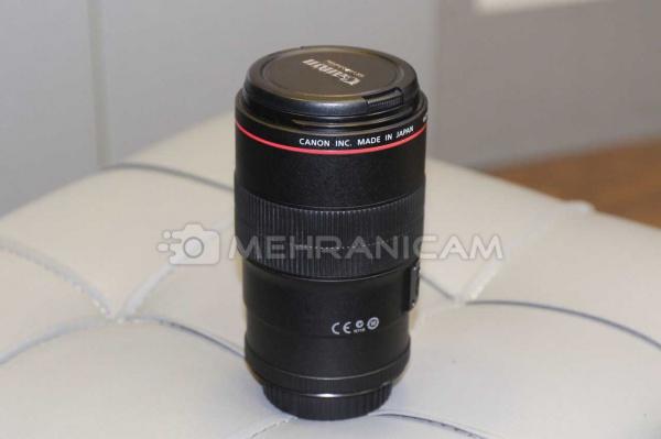 لنز دست دوم lens 100mm f2.8L USM