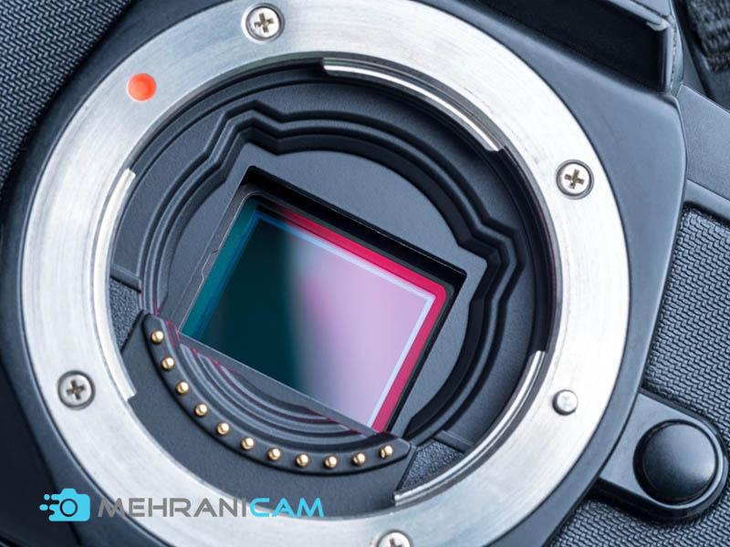 سنسور دوربین 2