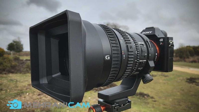 1- آنچه در مورد بهترین دوربینهای 4K برای فیلمبرداری باید بدانید