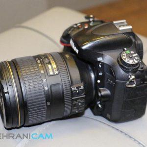 دوربین دست دوم Nikon D610 Kit 24-120mm f4 Nano