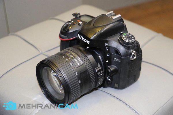 دوربین دست دوم Nikon D610 Kit 24-85 f3.5-4.5 G