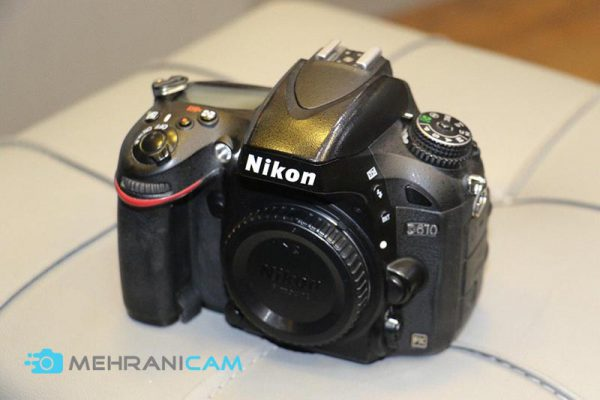 دوربین دست دوم Nikon D610 BODY