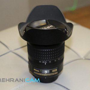 لنز دست دوم Nikon Lenz 10-24mm f3.5-4.5G ED