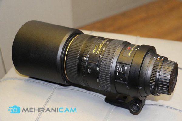 Nikon Lenz 80-400mm f/4.5-5.6D ED