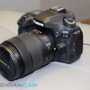 Canon 80D kit 18-135mm STM USM