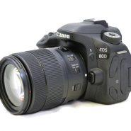 Canon 80D kit