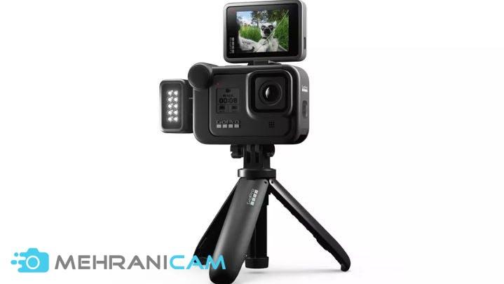 تجهیزات جانبی منحصر به فرد دوربین GoPro Hero 8