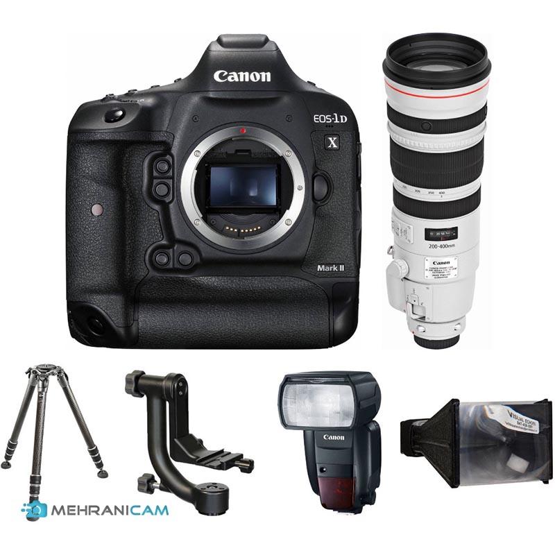 دوربین Canon EOS 1D X Mark III و لوازم جانبی