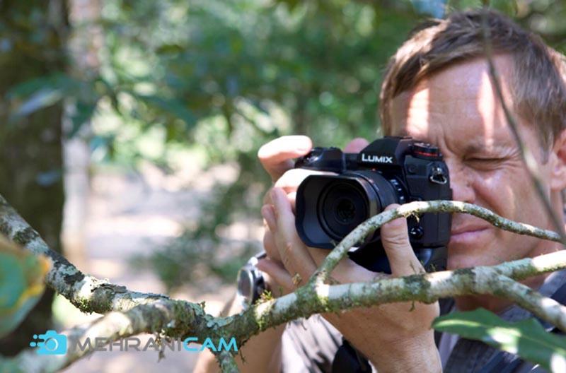 قابلیت constant preview دوربین های Panasonic lumix