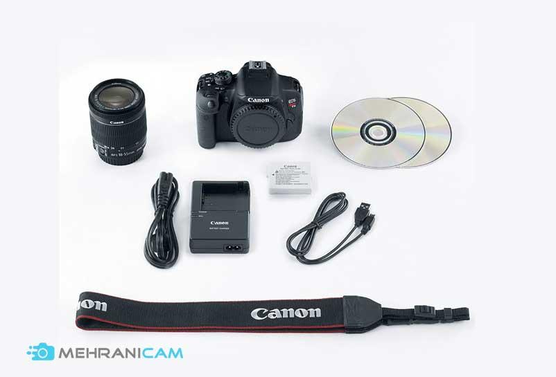 ملحقات دوربین Canon 700D