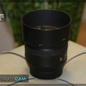 لنز Nikon lens 50mm f1.4G