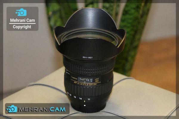 لنز کارکرده Tokina 11-20 f2.8(IF)DX for canon