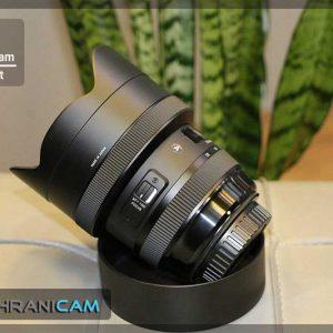 لنز دست دوم SIGMA lens 12-24mm f4 DG
