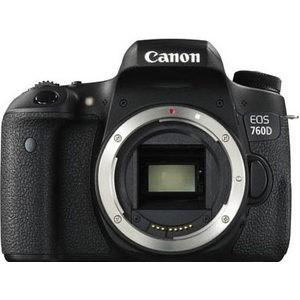 نقد و بررسی دوربین عکاسی Canon 760D