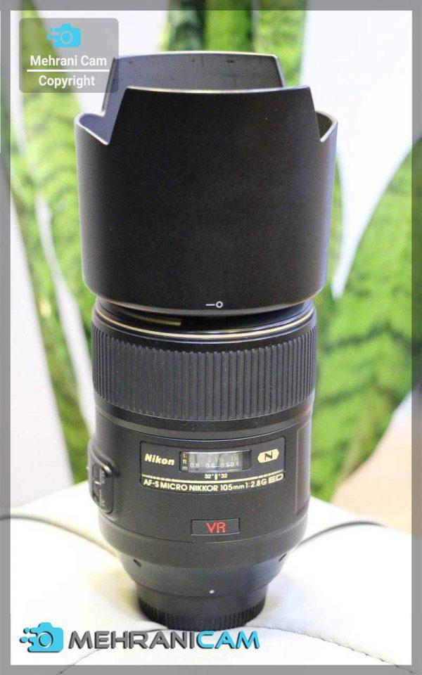 Nikon Lens micro 105mm f2.8GED