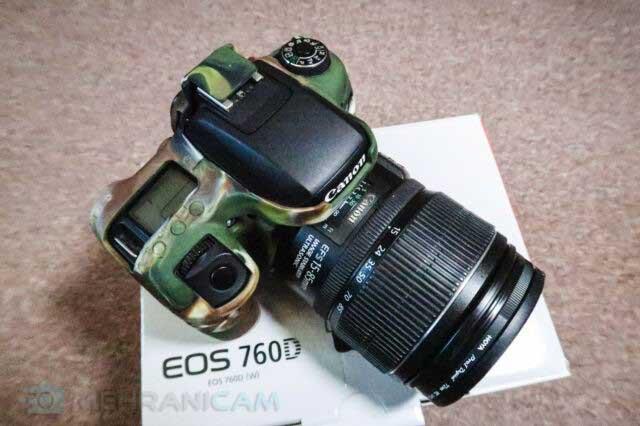 دوربین عکاسی Canon 760D