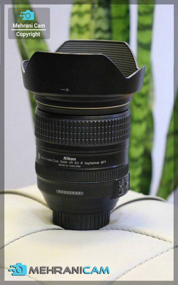 Nikon Lens 24-120mm f4 ED لنز
