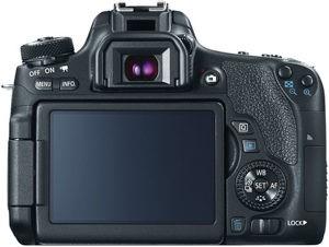 سایر ویژگیهای دوربین عکاسی Canon 760D