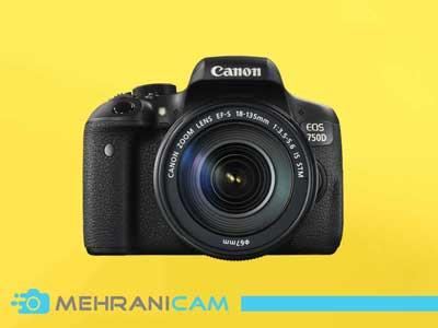 دوربین کانن 760D