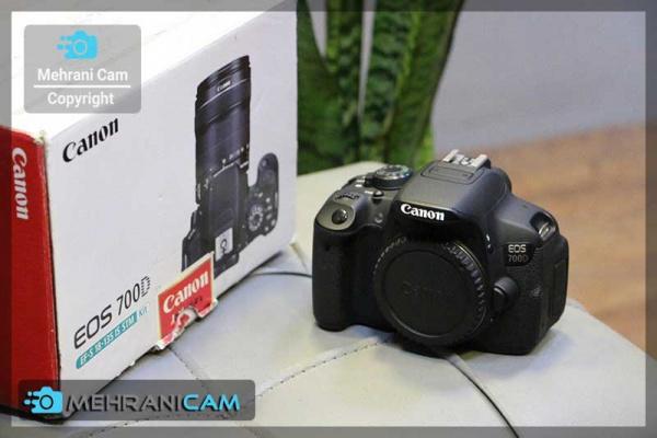 دوربین canon 700D