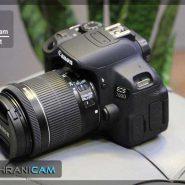دوربین دست دوم Canon 700D Kit 18-55mm STM