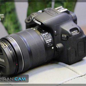 مجموعه دوربین کانن 700
