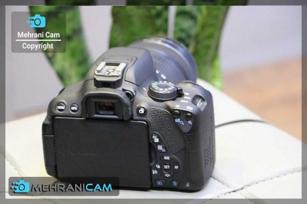 used canon 700d